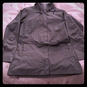 NWOT Columbia - Pardon My Trench - Sage Green - XL